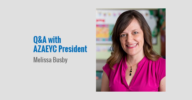 Q&A with Melissa Busby