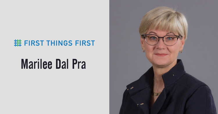 Marilee Dal Pra First Things First CEO