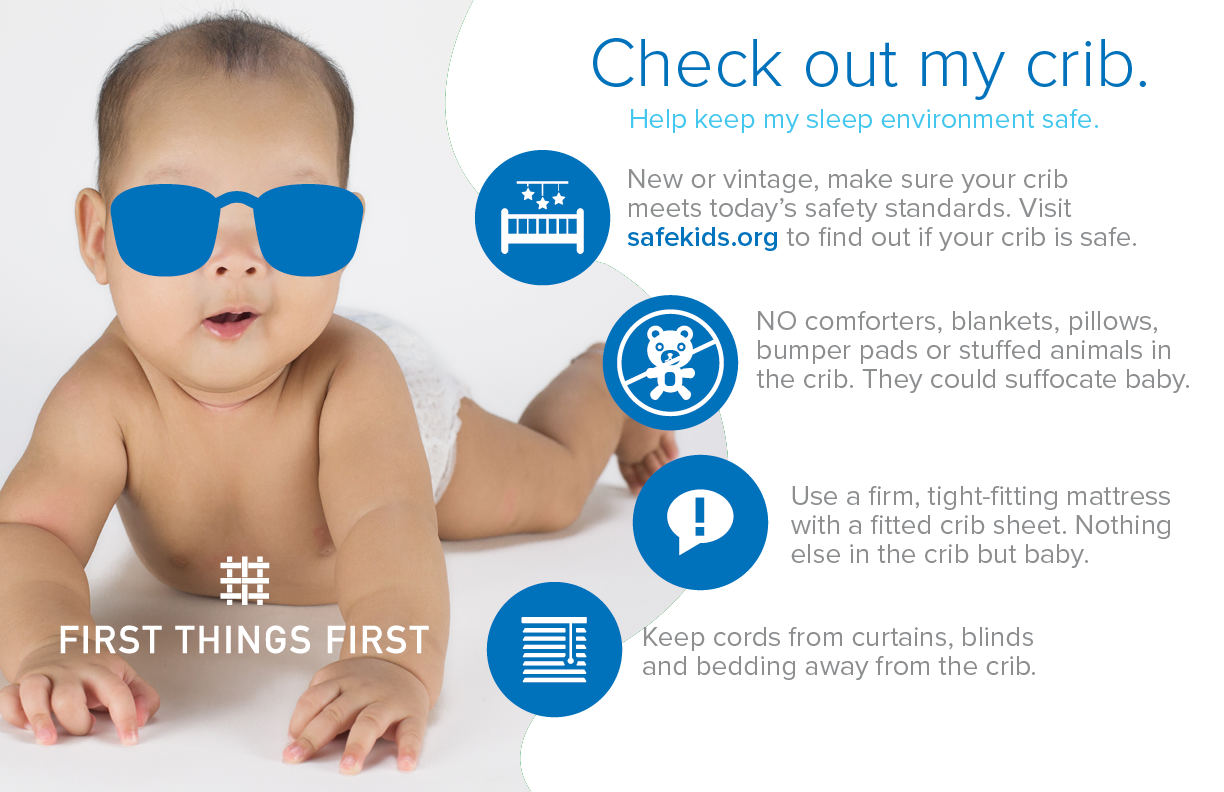for crib sleep create a safety pages downloadable environment safe baby sts infographic news