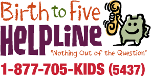 Birth to Five Helpline