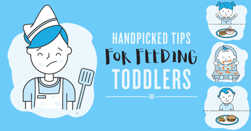 Tip fo feeding toddlers