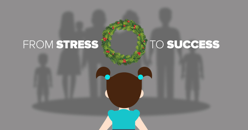 Reduce holiday stress for your kids