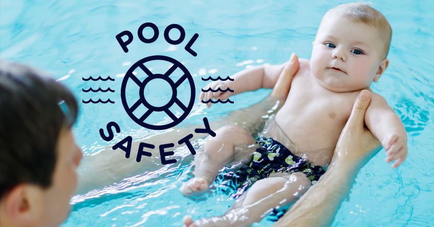 Pool safety for young kids