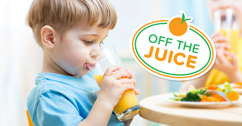 Is your child drinking too much juice?