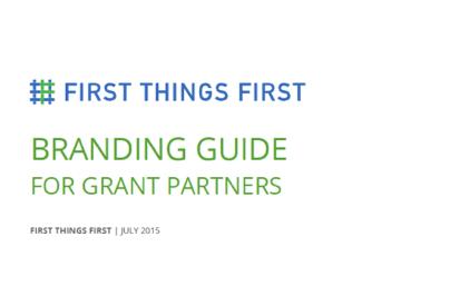 FTF Branding Guide