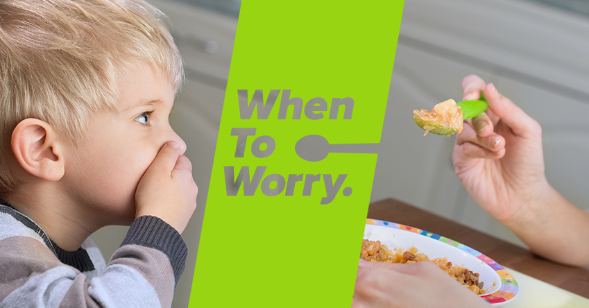 Picky eaters - toddler not wanting to eat food