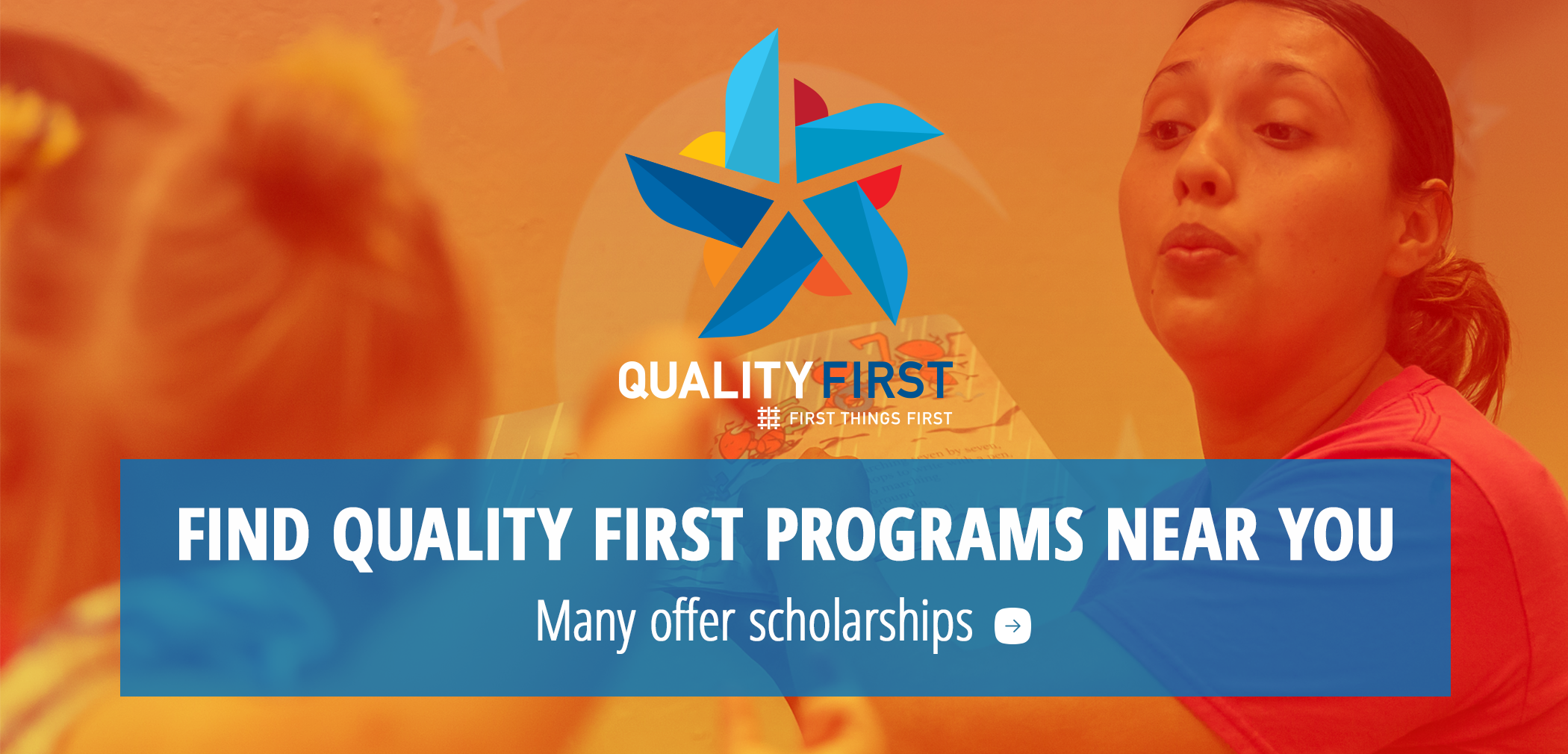 Find Quality First Programs Near You