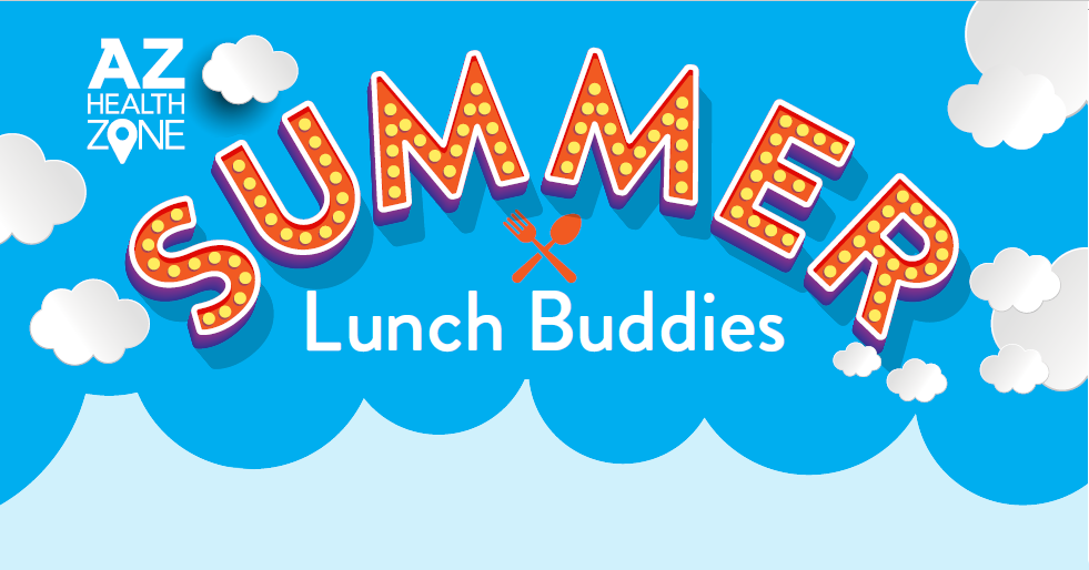 summer lunch buddies banner