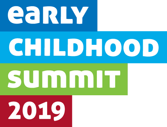 JOIN US AT THE EARLY CHILDHOOD SUMMIT