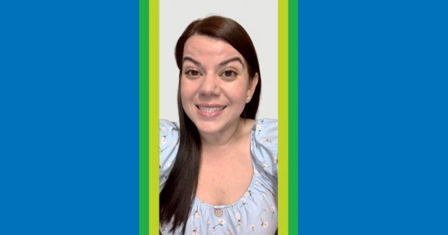 headshot of Maria Avila