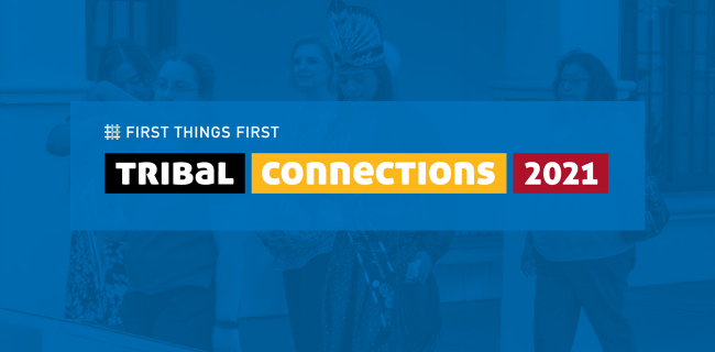 Tribal connections logo